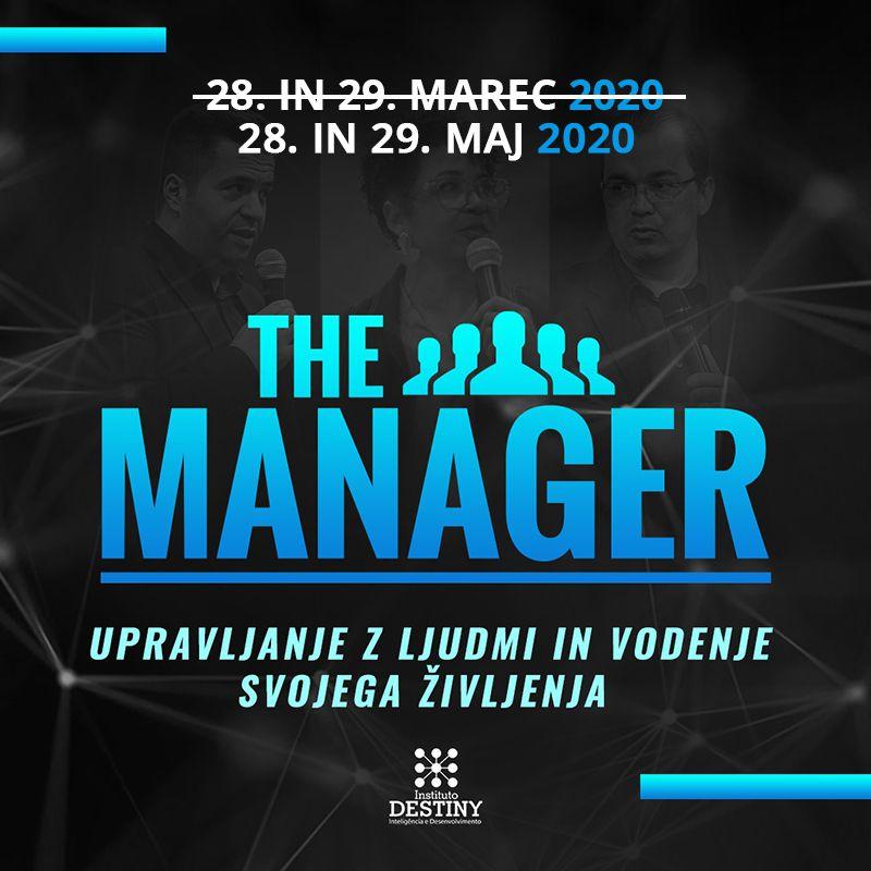 the mananger maj